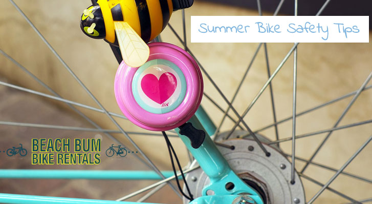 Summer Bike Safety around Naples and Fort Myers