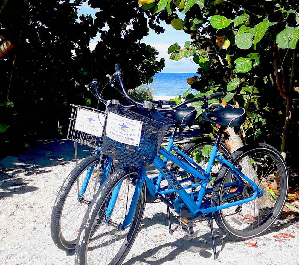 Jamis Boss 7-speed Bike Rental near Naples, Florida beach access   Beach Bum Bike Rentals and Delivery Naples, Florida