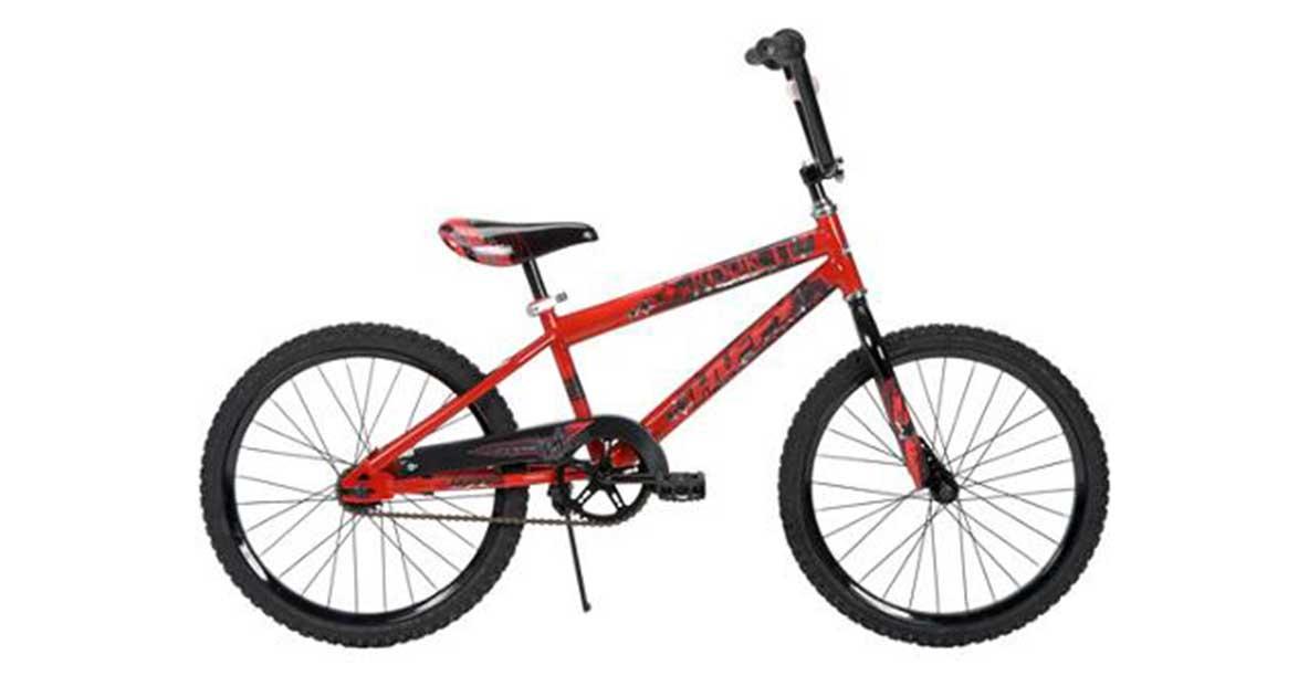 Red and black children's bike | Bike Rentals and Delivery Beach Bum Bike Rentals