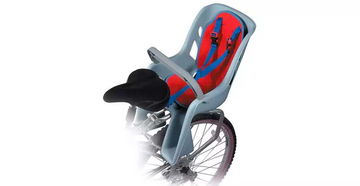 Child carrier seat bike attachment | Bike Rentals and Delivery Beach Bum Bike Rentals