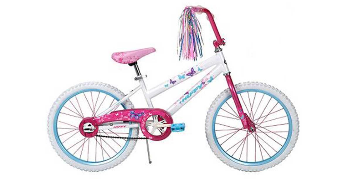 Butterfly themed children's bike | Bike Rentals and Delivery Beach Bum Bike Rentals