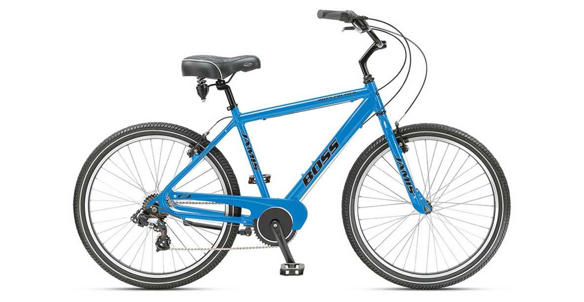 Jamis Boss 7 Speed Bike | Bike Rentals and Delivery Beach Bum Bike Rentals